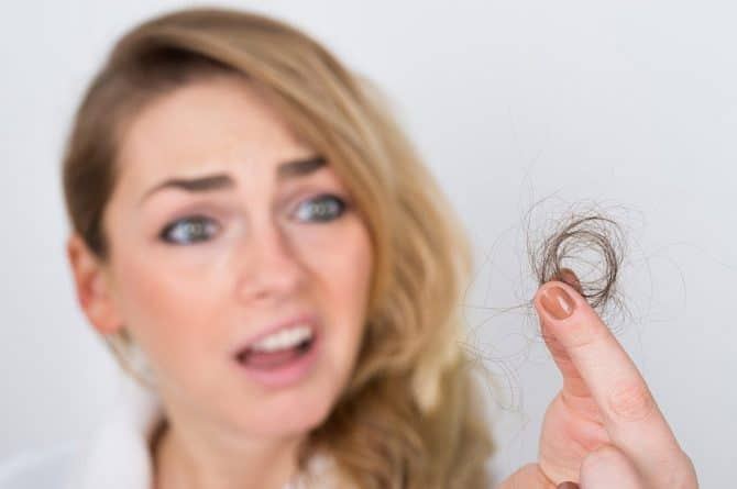 Hair Loss on Phentermine