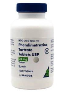 Phendimetrazine