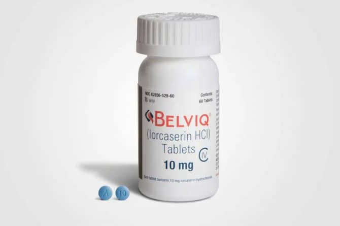 Belviq Pulled from Market over Cancer Risk